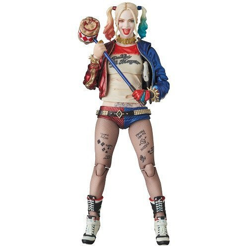 Image 10 for Suicide Squad - Harley Quinn - Mafex No.033 (Medicom Toy)