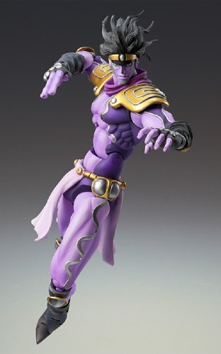 Image 2 for Jojo no Kimyou na Bouken - Stardust Crusaders - Star Platinum - Super Action Statue #55 - Third Ver. (Medicos Entertainment)