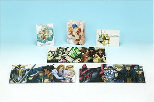 Image 3 for The Vision Of Escaflowne Remastered Box [Limited Edition] [Remastered]