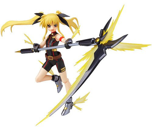 Image 1 for Mahou Shoujo Lyrical Nanoha The Movie 2nd A's - Fate Testarossa - Figma #163 - Sonic Form ver. (Max Factory)