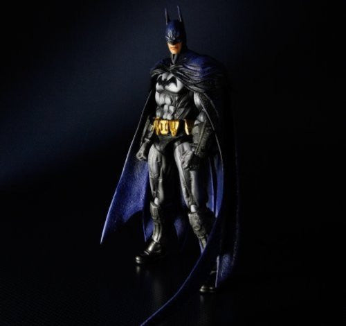 Image 6 for Batman: Arkham City - Batman - Play Arts Kai (Square Enix)