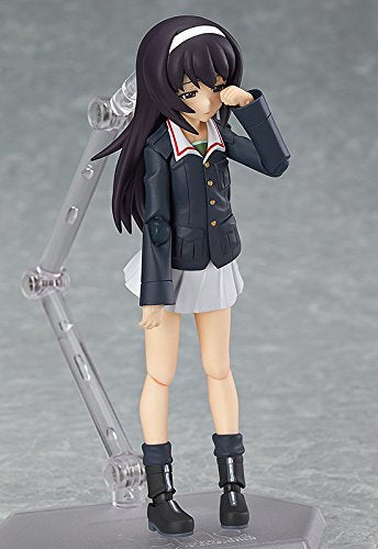 Image 3 for Girls und Panzer - Reizei Mako - Figma #247 (Max Factory)