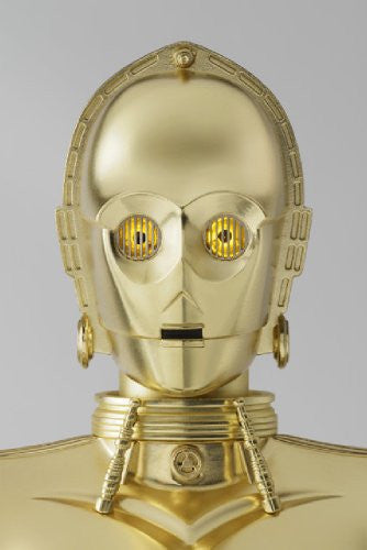 Image 3 for Star Wars - C-3PO - 12 Perfect Model - Chogokin - 1/6 (Bandai, Sideshow Collectibles)