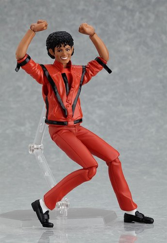 Image 4 for Michael Jackson - Figma #096 - Thriller Ver. (Max Factory)