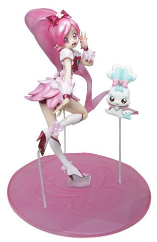 Image for Heartcatch Precure! - Chypre - Cure Blossom - Excellent Model - 1/8 (MegaHouse)