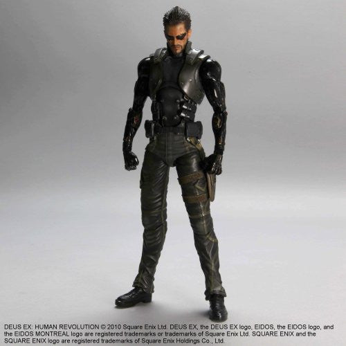 Image 4 for Deus Ex - Deus Ex: Human Revolution - Adam Jensen - Play Arts Kai (Square Enix)
