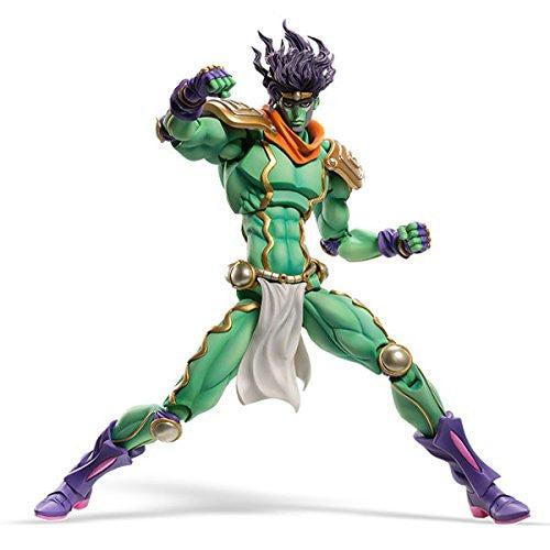 Image 1 for Jojo no Kimyou na Bouken - Stardust Crusaders - Star Platinum - Super Action Statue BIG (Medicos Entertainment)