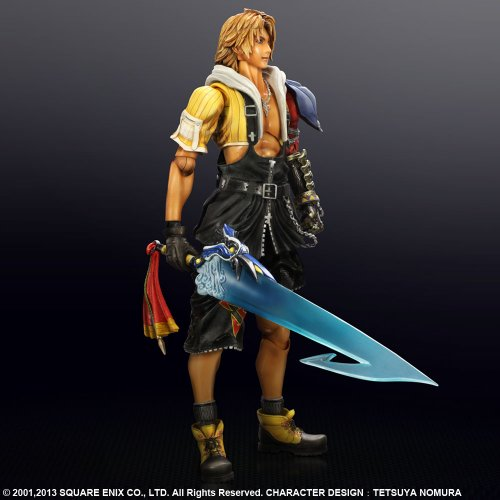 Image 4 for Final Fantasy X - Tidus - Play Arts Kai (Square Enix)
