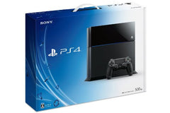 PlayStation 4 (HDD 500GB/CUH-1000AB01)