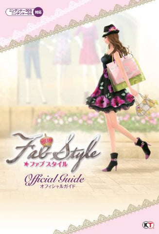Image for Fab Style Official Guide Book / 3 Ds / Ds