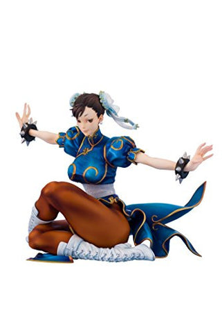 Image for Street Fighter III 3rd Strike: Fight for the Future - Chun-Li - 1/8 - Milestone Limited Edition (Embrace Japan)
