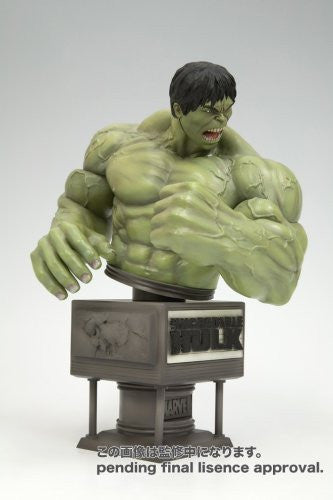 Image 3 for The Incredible Hulk Movie - Hulk - Fine Art Bust - Movie Ver. (Kotobukiya)