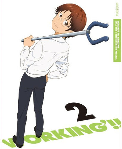 Image for Working Vol.2 [Blu-ray+CD Limited Edition]