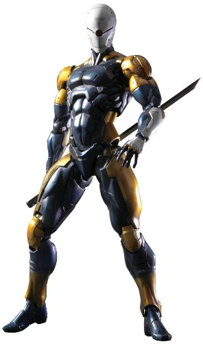 Image 1 for Metal Gear Solid - Cyborg Ninja - Play Arts Kai (Square Enix)