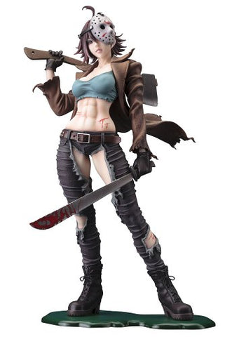 Image for Friday the 13th - Jason Voorhees - Bishoujo Statue - Movie x Bishoujo - 1/7 (Kotobukiya)