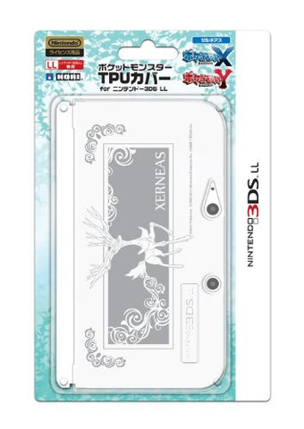 Image for Pokemon TPU Cover for 3DS LL (Xerneas)