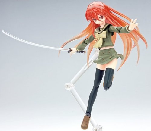 Image 5 for Shakugan no Shana - Shana - Figma #025 - Flame Hair ver. Enpatsu (Max Factory)