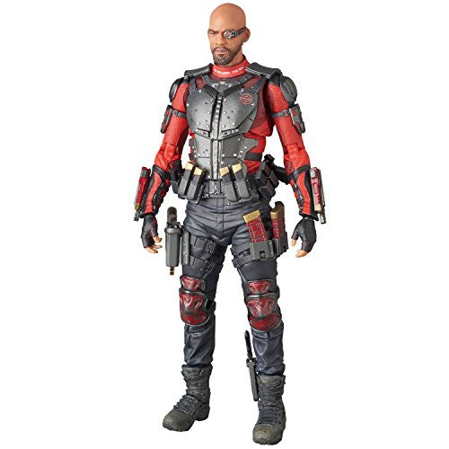 Image 10 for Suicide Squad - Deadshot - Mafex No.038 (Medicom Toy)