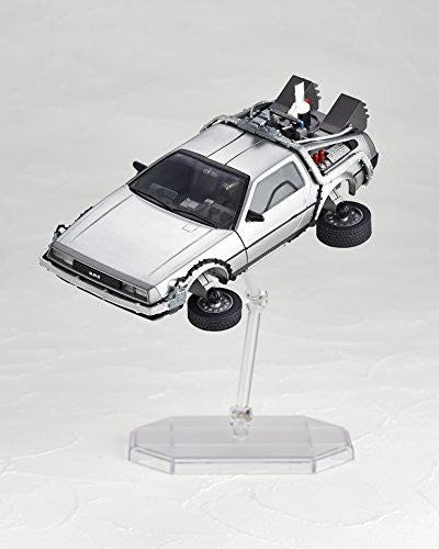 Image 8 for Back to the Future Part II - DeLorean Time Machine - Figure Complex Movie Revo No.001 - Revoltech (Kaiyodo)