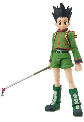 Image 1 for Hunter x Hunter - Gon Freecss - Figma #181 (Max Factory)