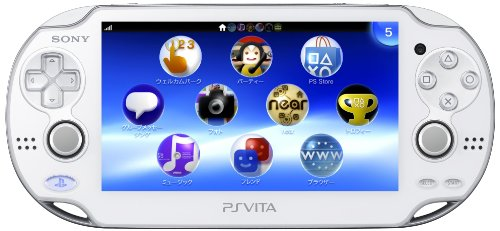 Image 1 for PSVita PlayStation Vita - Wi-Fi Model [Crystal White]