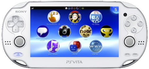 Image for PSVita PlayStation Vita - Wi-Fi Model [Crystal White]