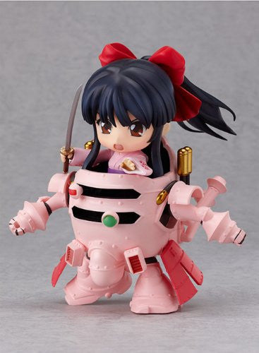 Image 5 for Sakura Taisen - Shinguji Sakura - Nendoroid #235 (Good Smile Company)