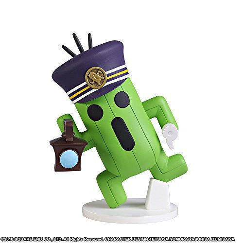 Image 1 for World of Final Fantasy - Sabotender - Static Arts Mini (Square Enix)