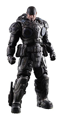 Image 1 for Gears of War - Marcus Fenix - Play Arts Kai (Square Enix)