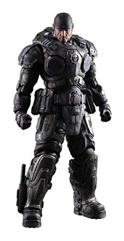 Image for Gears of War - Marcus Fenix - Play Arts Kai (Square Enix)