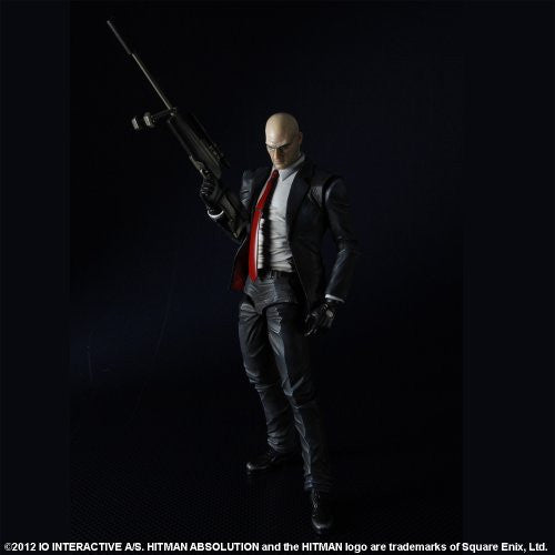 Image 7 for Hitman: Absolution - Agent 47 - Play Arts Kai (Square Enix)