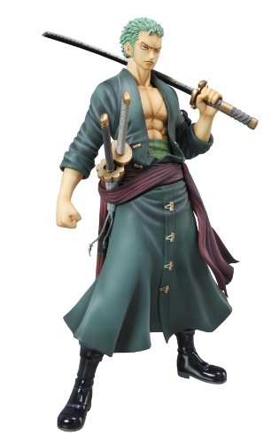 "Image 3 for One Piece - Roronoa Zoro - Excellent Model - Portrait Of Pirates ""Sailing Again"" - 1/8 - Timeskip ver. (MegaHouse)"
