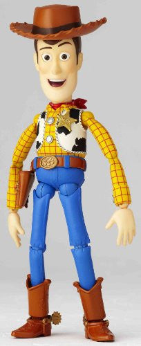 Image 3 for Toy Story - Woody - Revoltech - Revoltech Pixar Figure Collection - 005 (Kaiyodo)