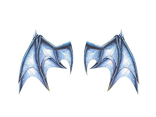 Image 1 for Pepatama Series - Paper Effect - Wing A - Dragon Wing - Blue