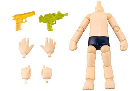 Image for Cu-Poche - Cu-Poche Extra - School Swimsuit Body Boy (Kotobukiya)