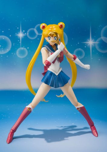 Image 6 for Bishoujo Senshi Sailor Moon - Luna - Sailor Moon - S.H.Figuarts (Bandai)