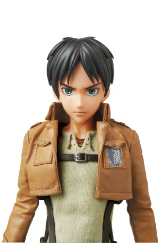 Image 7 for Shingeki no Kyojin - Eren Yeager - Real Action Heroes #668 - 1/6 (Medicom Toy)