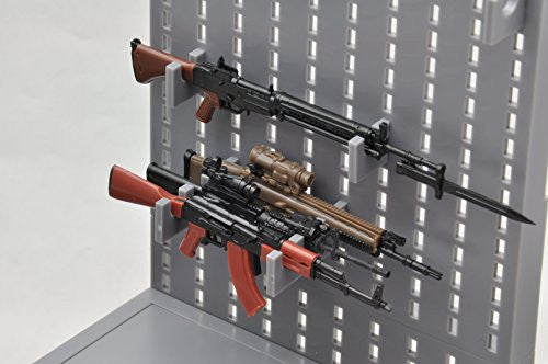 Image 10 for 1inch - Little Armory LD002 - Gun Rack A - 1/12 (Tomytec)