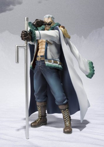 Image 2 for One Piece - Smoker - Figuarts ZERO - Punk Hazard ver. (Bandai)