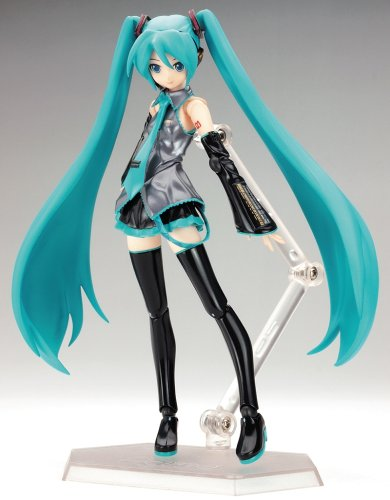 Image 3 for Vocaloid - Hatsune Miku - Figma - 014 (Max Factory)
