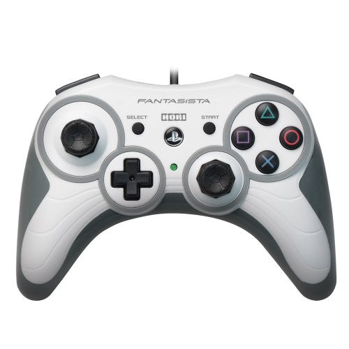 Image 1 for Soccer Game Controller Fantasista for PlayStation 3 (White)