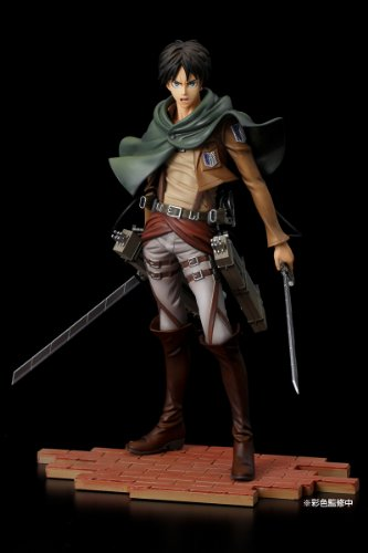 Image 3 for Shingeki no Kyojin - Eren Yeager - BRAVE-ACT - 1/8 (Sentinel)