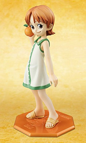 Image 2 for One Piece - Nami - Excellent Model - Portrait Of Pirates MILD - 1/8 - CB-R2 (MegaHouse)