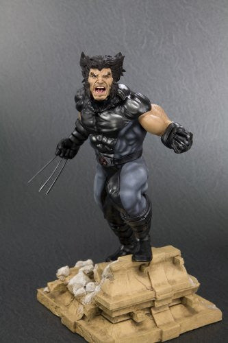 Image 4 for X-Force - Wolverine - Fine Art Statue - 1/6 (Kotobukiya)