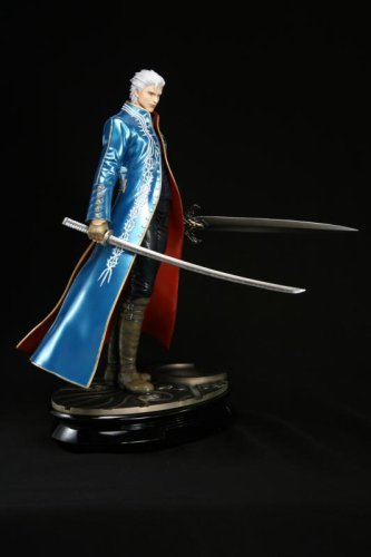 Image 3 for Devil May Cry 3 - Vergil Sparda - ARTFX Statue - 1/6 (Kotobukiya)