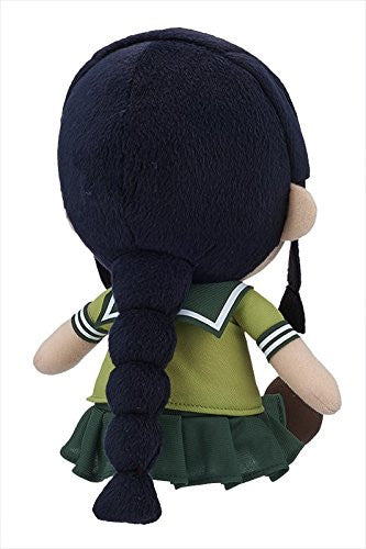 Image 4 for Kantai Collection ~Kan Colle~ - Kitakami - Osuwari Plush (Ensky)