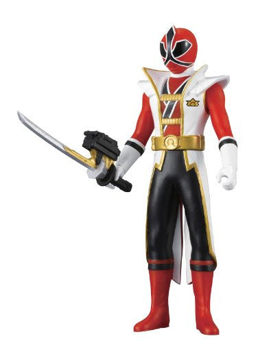 Image 1 for Samurai Sentai Shinkenger - Shinken Red - Sentai Hero Series - 07 - Super (Bandai)