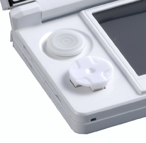 Image 2 for Play Up Button Set for 3DS (White)