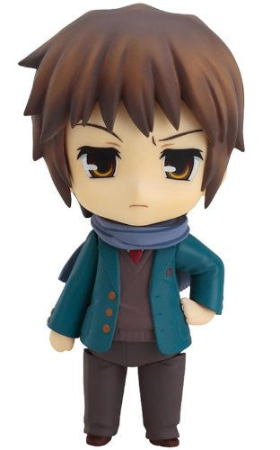 Image 1 for Suzumiya Haruhi no Shoushitsu - Kyon - Nendoroid - Disappearance Ver. - 153 (Good Smile Company)
