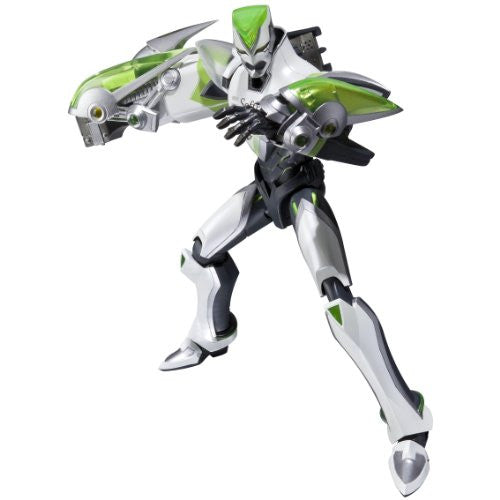 Image 5 for Tiger & Bunny - Wild Tiger - S.H.Figuarts (Bandai)
